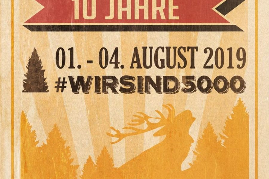 NEUANFANG! Sound of the Forest lebt! 2019